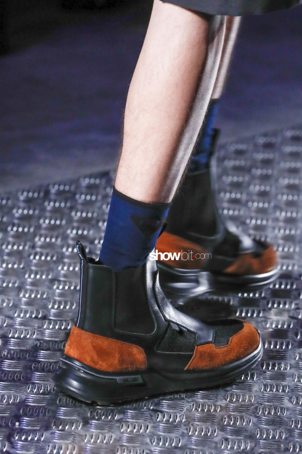 Prada shoes Fall 2018 Milano