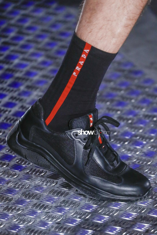 Prada shoes Fall 2018 Milano