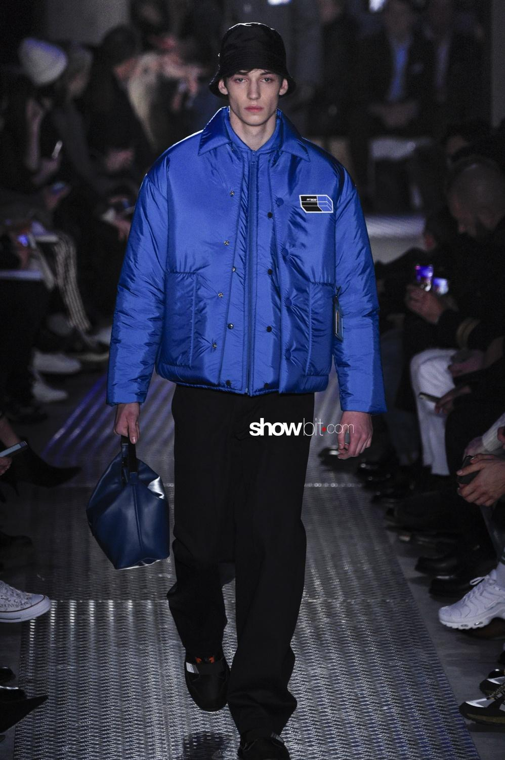 Prada Milano Fall Winter 2018 Men