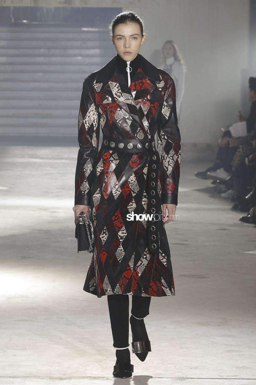 Proenza Schouler paris fall winter 2018 ready to wear