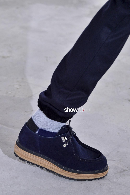 Sacai shoes Fall 2018 Paris