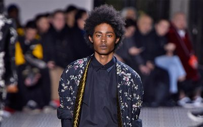 Paris Fashion Week: the poetry of Haider Ackermann's collection