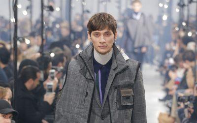 Settimana della Moda, Parigi: Il contemporaneo completo maschile Lanvin