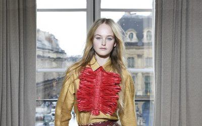 Schiaparelli's surrealism spirit lingers above Paris