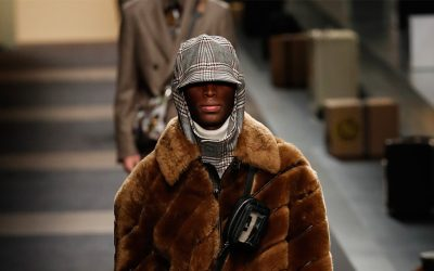 Milan Fashion Week: experimentation for Fendi's FW18 collection