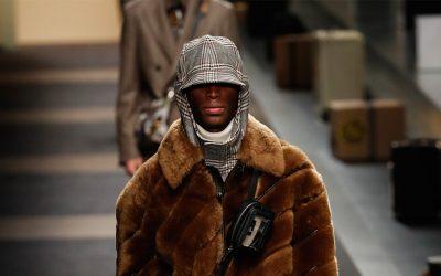 Milan Fashion Week: experimentation for Fendi's FW18 collection