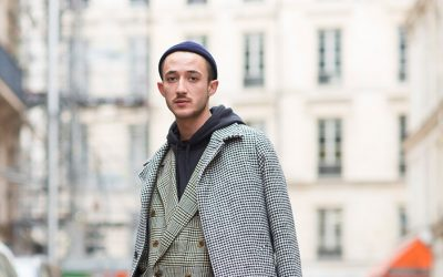 Paris Man's Fashion Week Fall 18, Street Style: All eyes on Coats