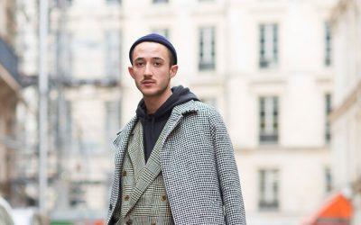 Parigi, Settimana della Moda Uomo F18, Street Style: Cappotti sotto i riflettori