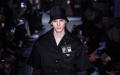 Milan Fashion Week: utilitarian mood for Prada FW18