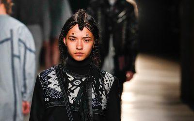 Milan Fashion Week: Diesel Black Gold's multi-ethnicity