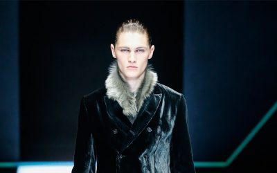 Milan Fashion Week FW18: Emporio Armani's lesson in elegance
