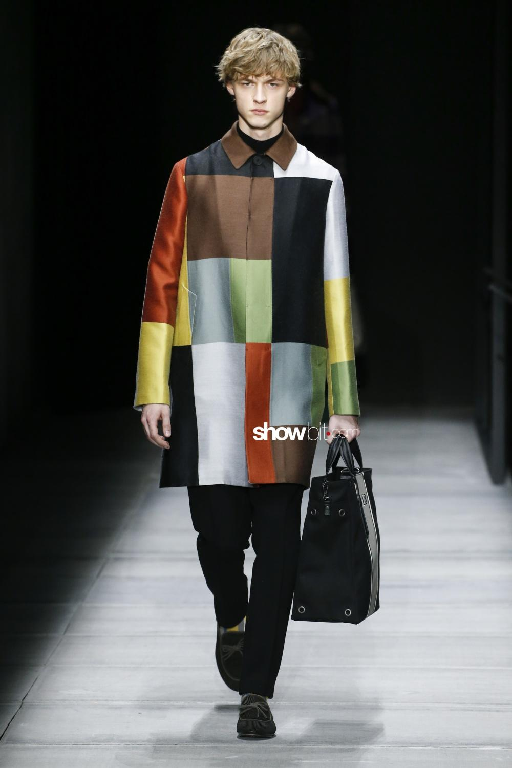 Bottega Veneta fall winter 2018 new york men women