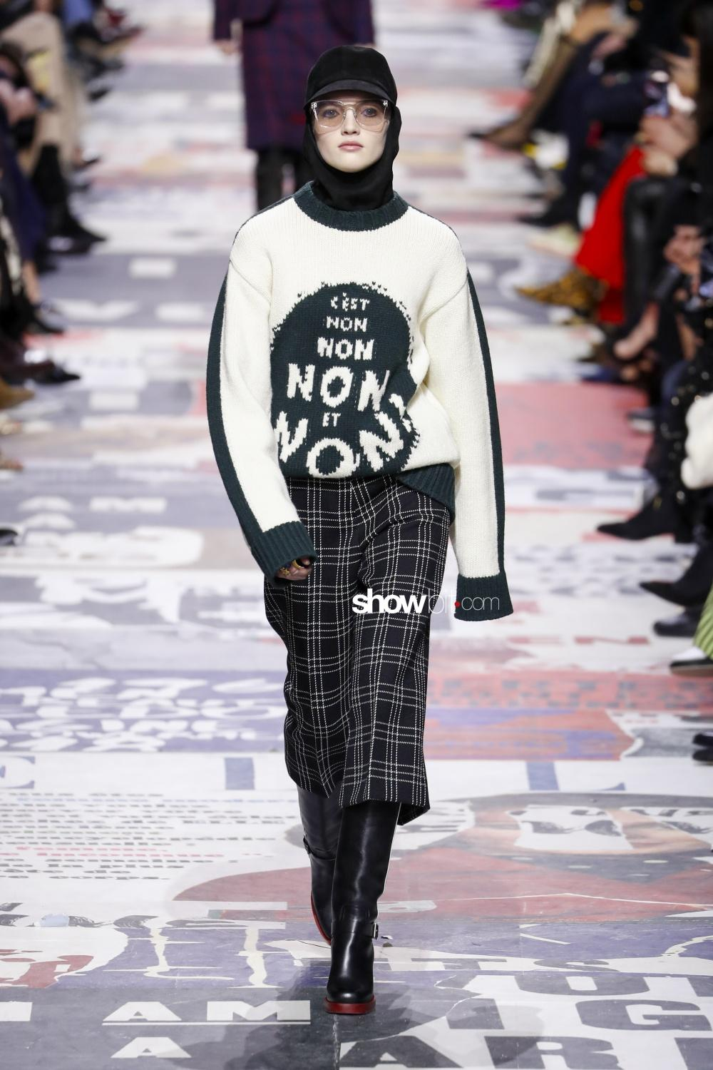 Christian Dior RTW Fall Winter 2018 Paris