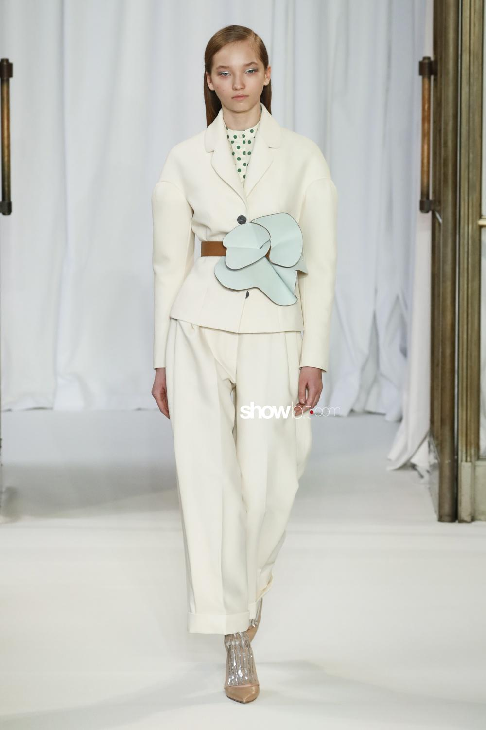 Delpozo Fall Winter 2018 London