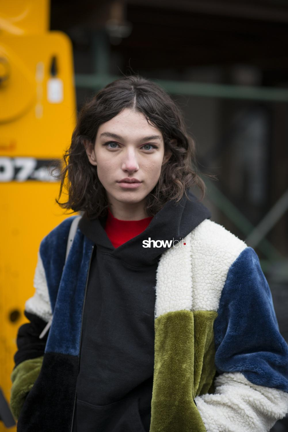 Jason Wu people street style Women Fall Winter 2018 New York