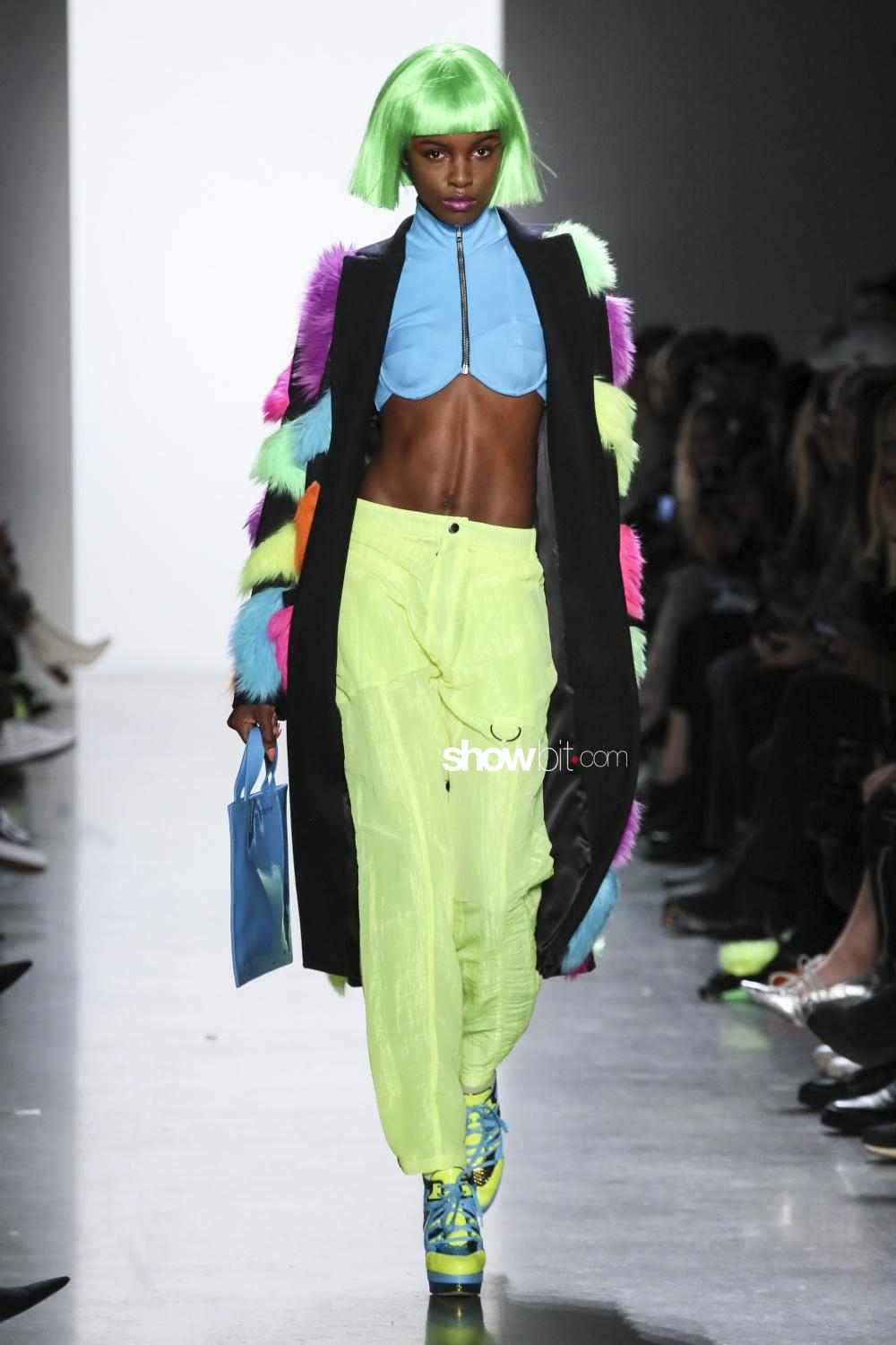 Jeremy Scott Women New York Fall Winter 2018