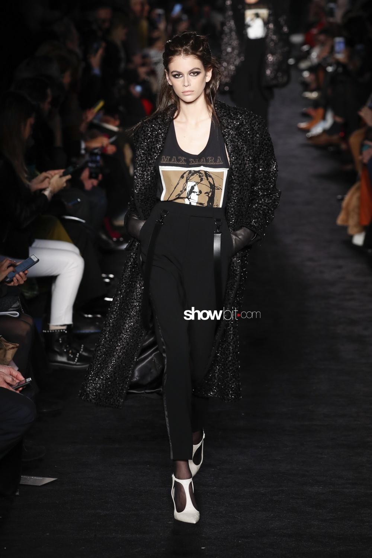 Max Mara Woman Fall Winter 2018 Milan