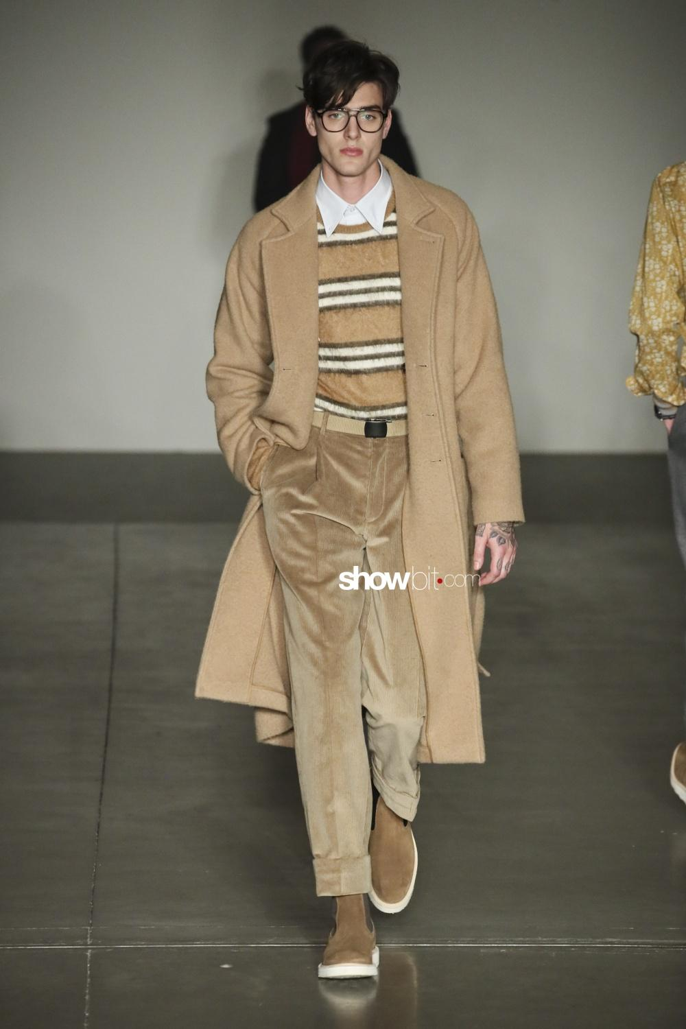 Todd Snyder New York Men Fall Winter 2018