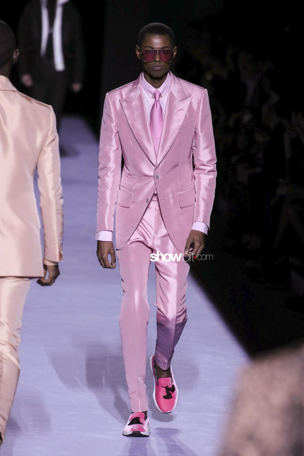 Tom Ford New York Man Fall Winter 2018