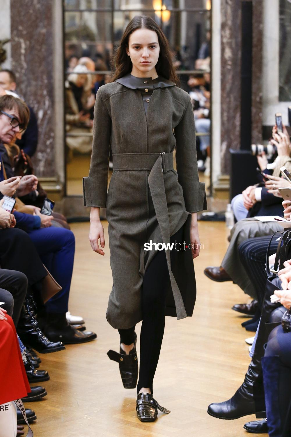Victoria Beckham fall winter 2018 New York women