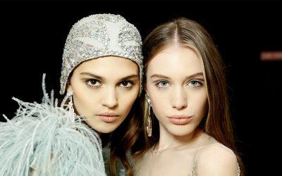 Alta Moda SS18: da Parigi, il mondo beauty di Elie Saab in immagini