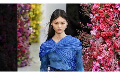 Jason Wu: Fortuny's comeback in a jewel-adorned collection