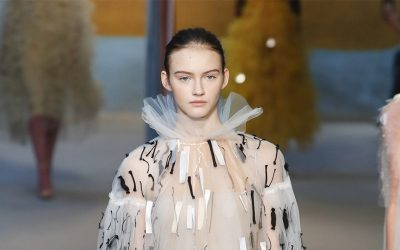 London Fashion Week, Roksanda towards real life