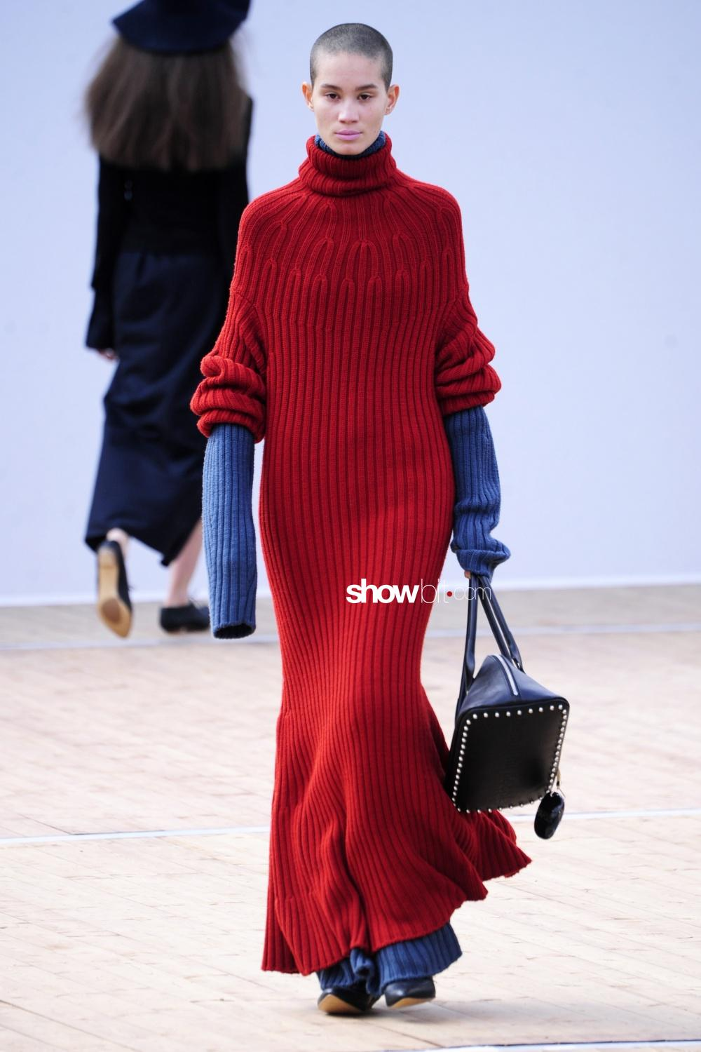 Beautiful People knitwear Woman Fall Winter 2018 Paris