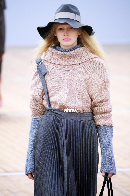 Beautiful People knitwear Woman Fall Winter 2018 Paris