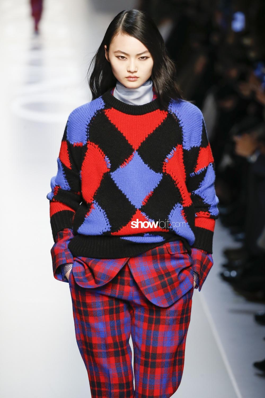 Ermanno Scervino knitwear Woman Fall 2018 Milano