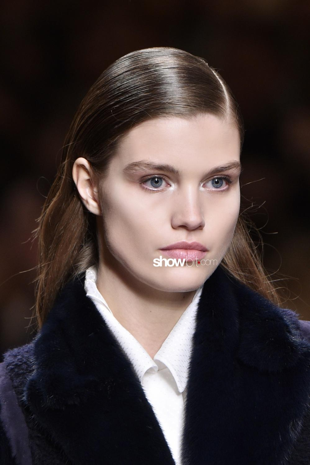 Fendi beauty runway Fall Winter 2018 Milano Luna Bijl