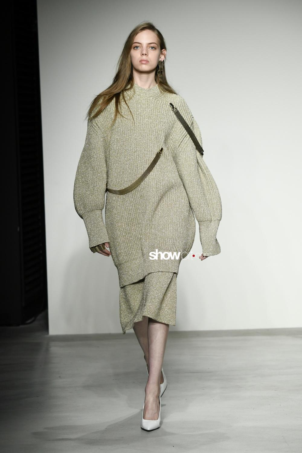 Krizia knitwear Woman Fall Winter 2018 Milano