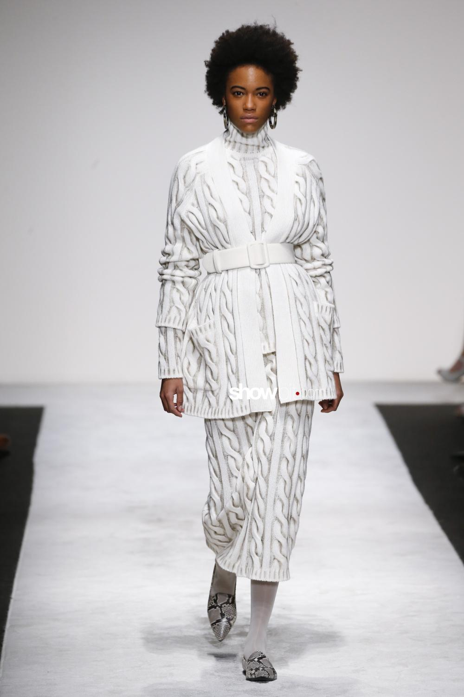 Laura Biagiotti knitwear Woman Fall Winter 2018 Milano