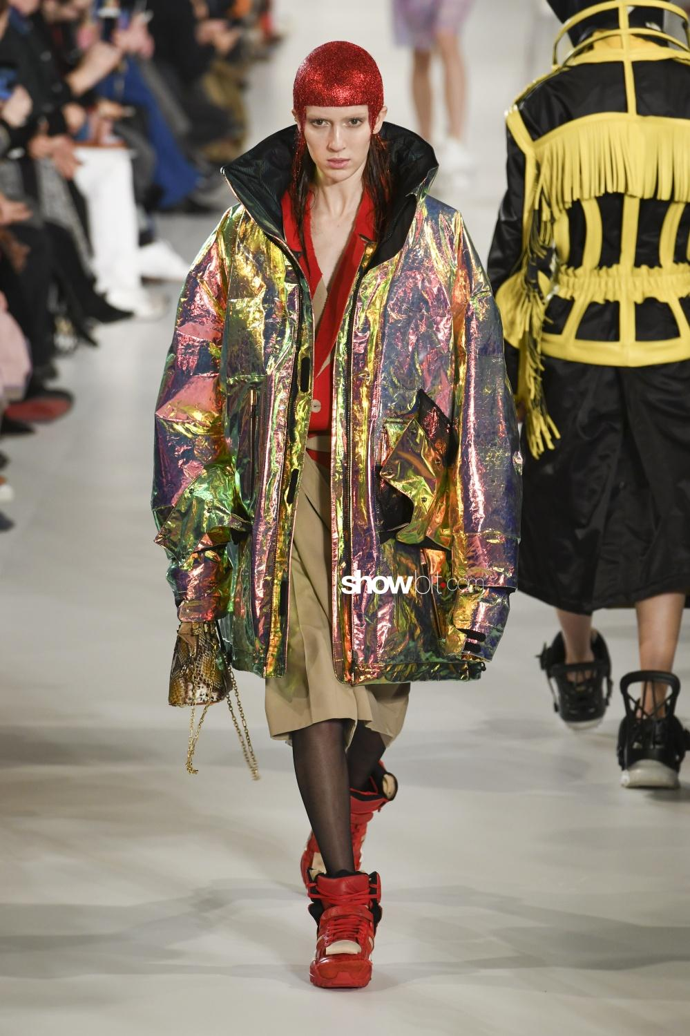Maison Margiela Fall Winter 2018 Paris