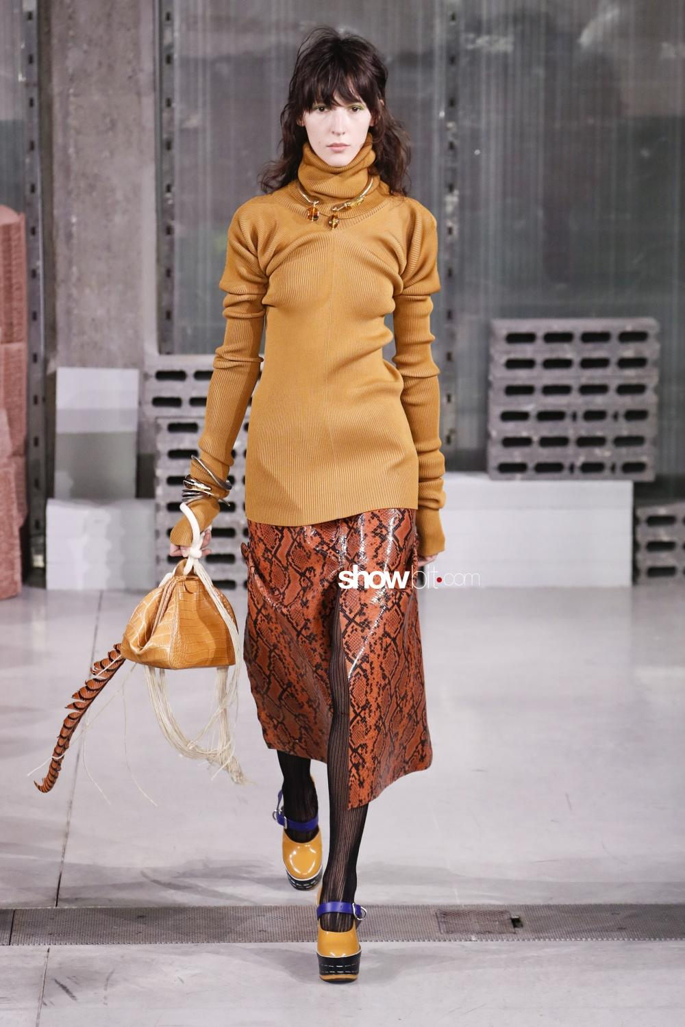 Marni knitwear Woman Fall Winter 2018 Milano