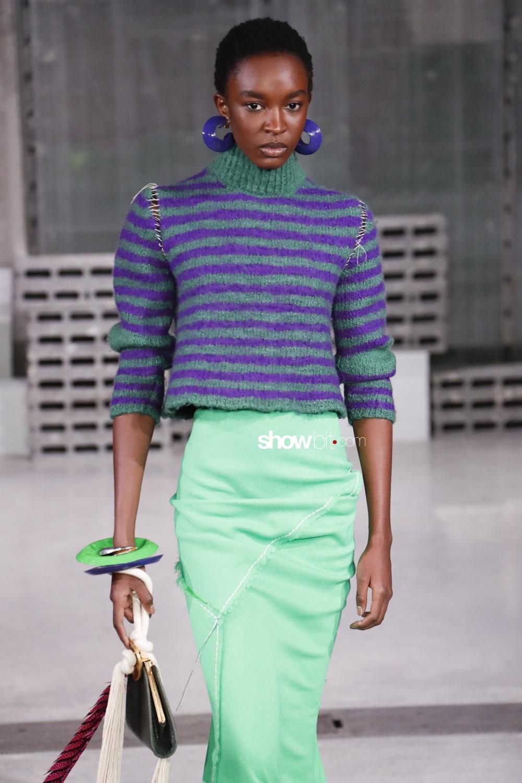 Marni knitwear Woman Fall Winter 2018 Milano