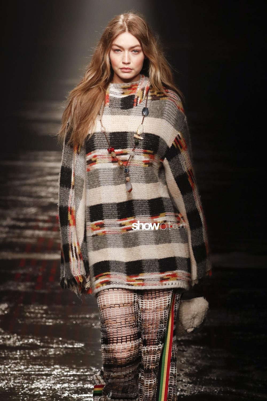 Missoni knitwear Woman Man Fall Winter 2018 Milano
