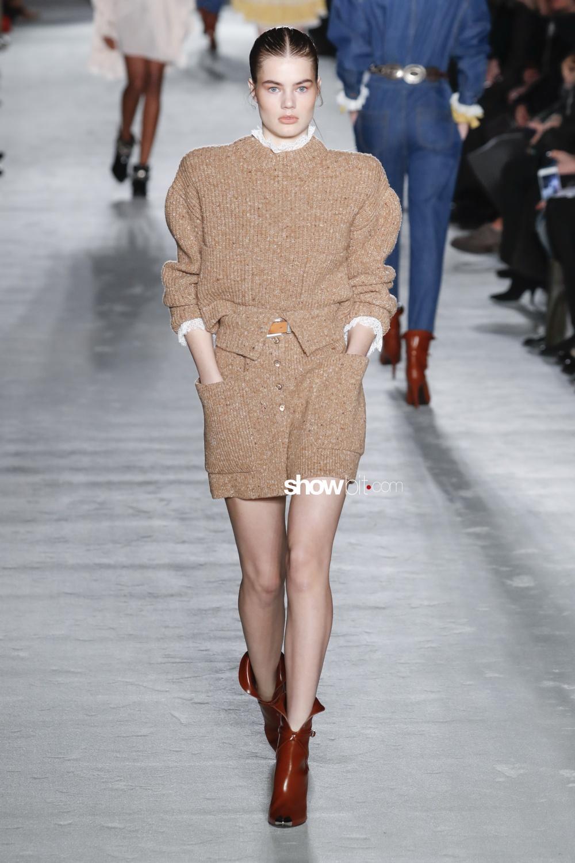 Philosophy di Lorenzo Serafini knitwear Woman Fall Winter 2018 Milano