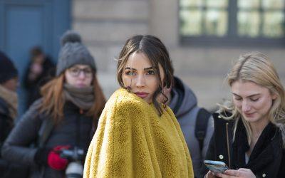 Parigi: le migliori immagini street-style della Fashion Week Autunno 2018