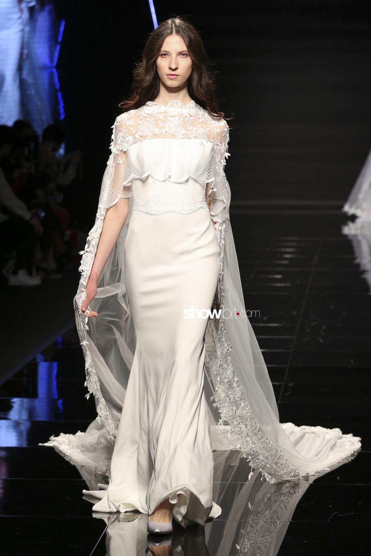 Elisabetta Polignano Bride 2019 Milano