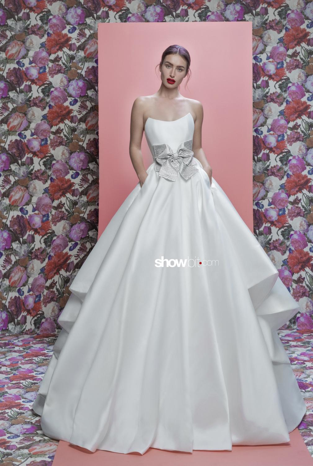 Galia Lahav Spring 2019 bridal New York