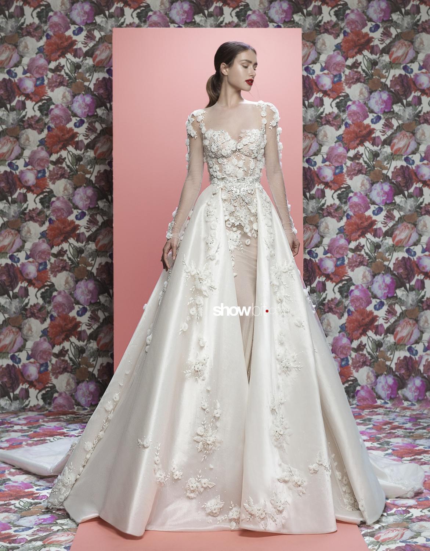Galia Lahav Spring 2019 bridal New York