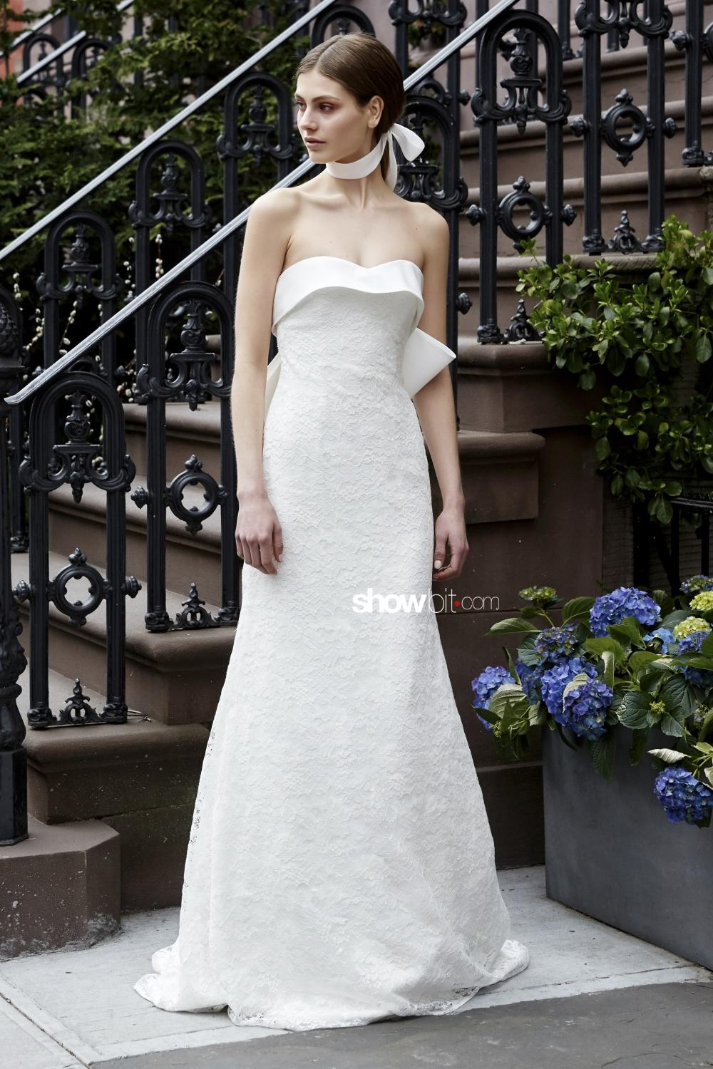 Lela Rose Bridal 2019 New York