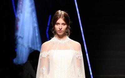 Elisabetta Polignano opens Sì SposaItalia Collezioni 2019