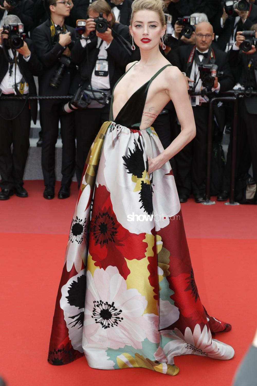 Amber Festival de Cannes 2018