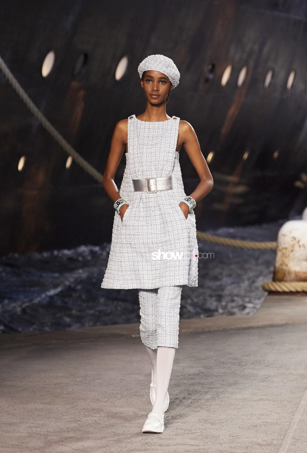 Chanel Cruise Press Spring 2019 Paris