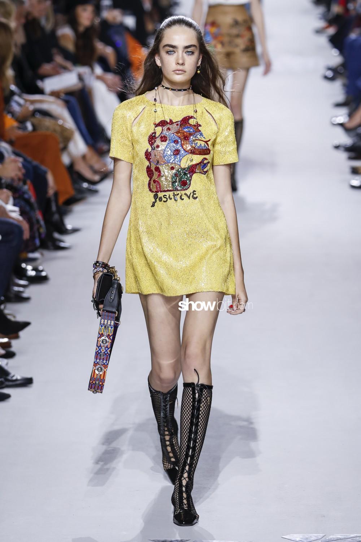 Christian Dior Woman Spring Summer 2018 Paris