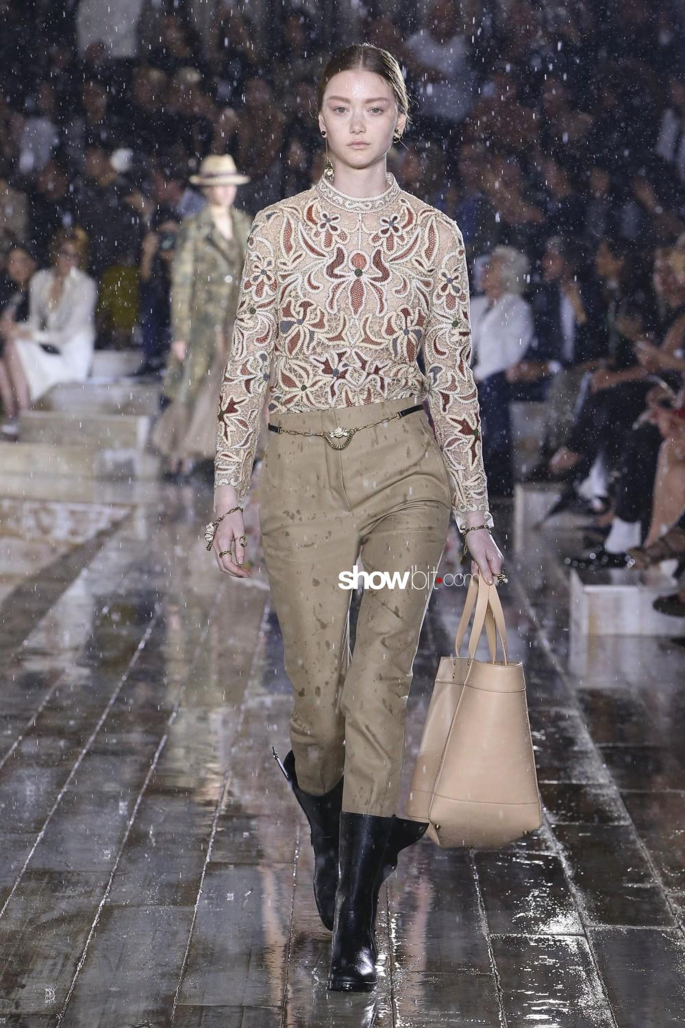 Dior Cruise Spring Summer 2019 Paris