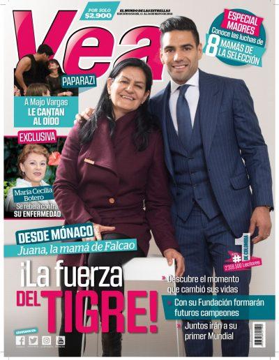 Radamel Facao Showbit vea magazine 2018