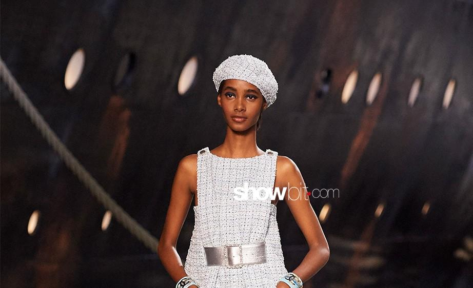 Chanel Cruise Spring 2019: ready to board!